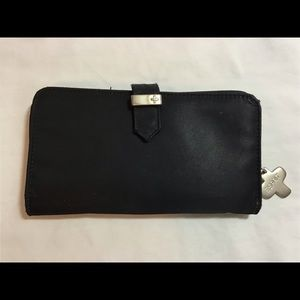 Esprit Black Wallet Clutch